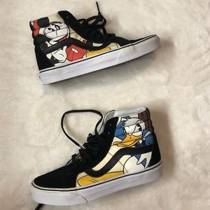 Mickey mouse vans🐭ON HOLD